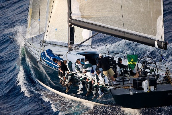 Moneypenny - Rolex Middle Sea Race 2008 © ROLEX/Kurt Arrigo