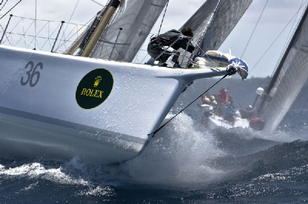 The Rolex Trophy 2008 Yendys, Owner: Geoff Ross, Sail n: 1836, State: NSW, Division: IRC, Design: Reichel Pugh 55 Photo: © ROLEX/Carlo Borlenghi