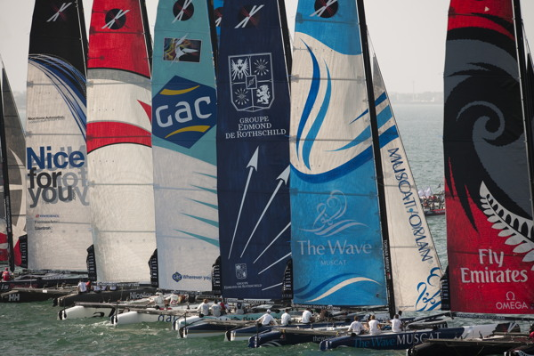 ESS - ACT 1 - Tag 3 - Inshore Races -  © Lloyd Images