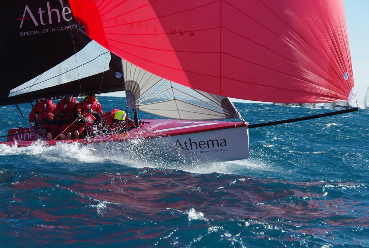 Longtze Premier - Primo Cup 2009 - Photocredit: Longtze Yachts