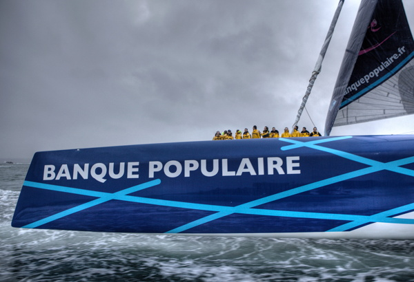 BANQUE POPULAIRE V - Photocopyright: Christophe Launay