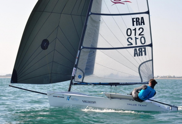 Devoti D-One - Gold Cup Valencia - Photocopyright: Pierre Orphanidis