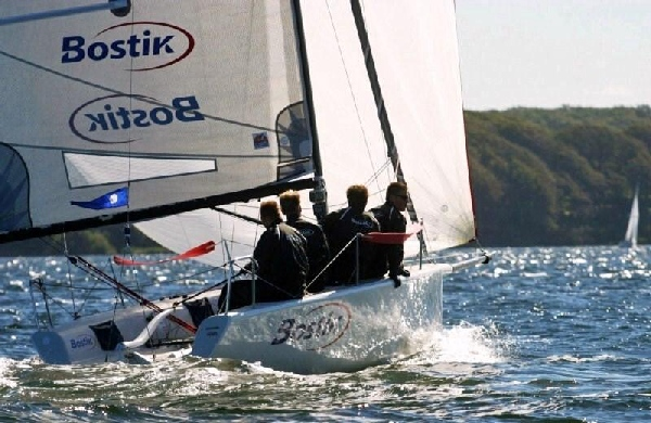 Melges 24 - Bostik Bad Boys - Fotocopyright: Sigi Dentsch, FSC