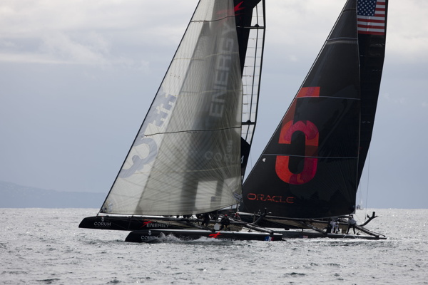 07/04/2012 - Naples (ITA) - 34th America's Cup - America's Cup World Series Naples 2012 - Photocredit: