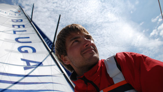 Boris Hermann - Photocopyright: Beluga Offshore Sailing Team