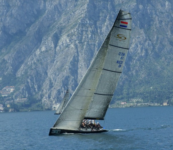 RC 44 No Way Back - Malcesine 2009 - Photocopyright: SailingAnarchy.de
