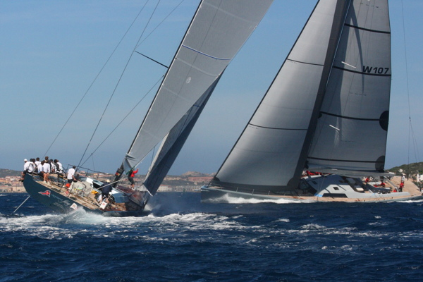 MAXI YACHT ROLEX Cup  2011 - Photocopyright: Anarchist Henk