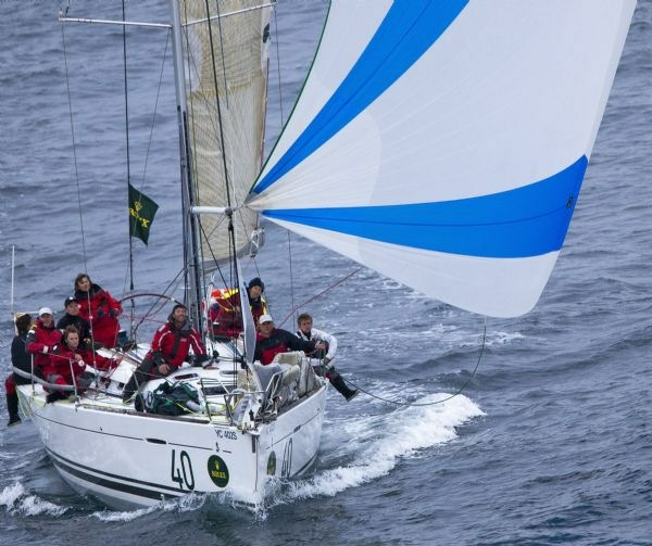 TWO TRUE (AUS/SA), Andrew Saies, IRC overall handicap winner  - Photo credit: Rolex /   Daniel Forster