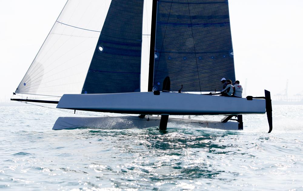 Great Cup 32 - Multihull design - Dubai - Photo © Great Cup 32 / Team Gäbler