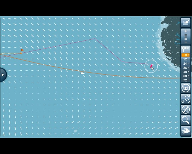 Vendee Globe - Virtual Race - Voll verkackt ... - Screenshot VR