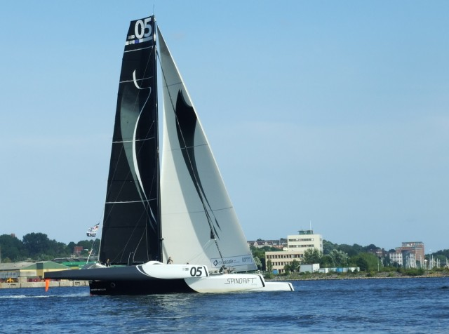 SPINDRIFT RACING, MOD 70, Kiel, Photo © SailingAnarchy.de