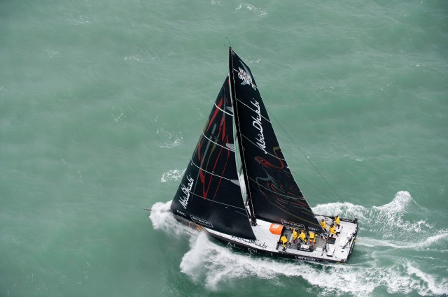VOR 11-12, Abu Dhabi Ocean Racing, Photo © Paul Todd / VOR