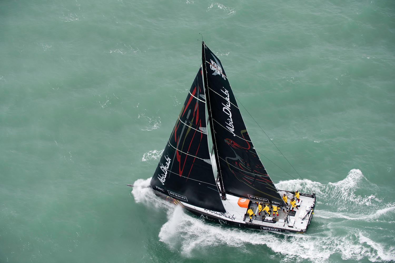 VOR 11-12, Abu Dhabi Ocean Racing, Photo © Paul Todd / VOR