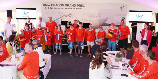 BMW Dragon Grand Prix Germany 12. - 16.06.2013