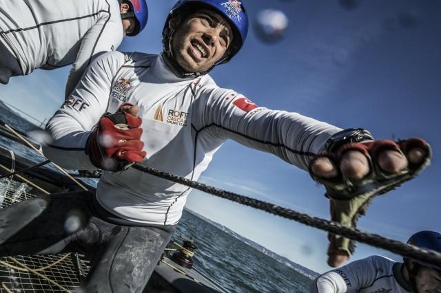 ROFF/Cascais Sailing Team (POR) - Action - Photo: Servus TV