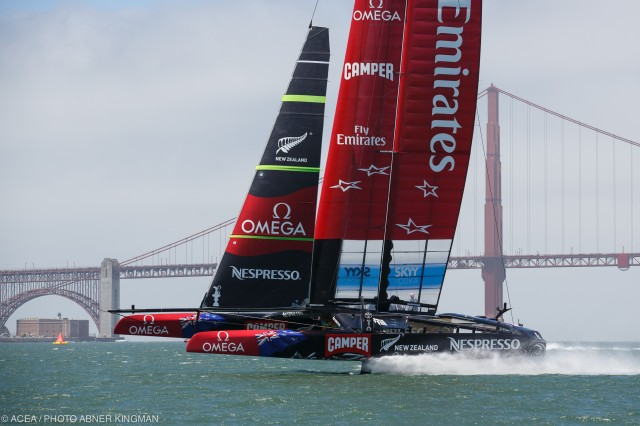 13/07/2013 - San Francisco (USA CA) - 34th America's Cup -