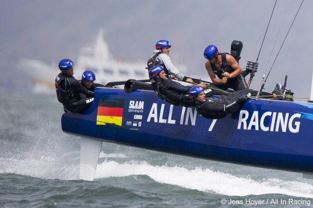 Red Bull Youth America's Cup Final (_MG_9367) - Photo Credit: Jens Hoyer / All In Racing