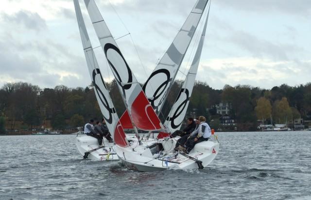 BMR 2013_KF_Oehme_vs_Lindberg - Photocopyright: SailingAnarchy.de 2013