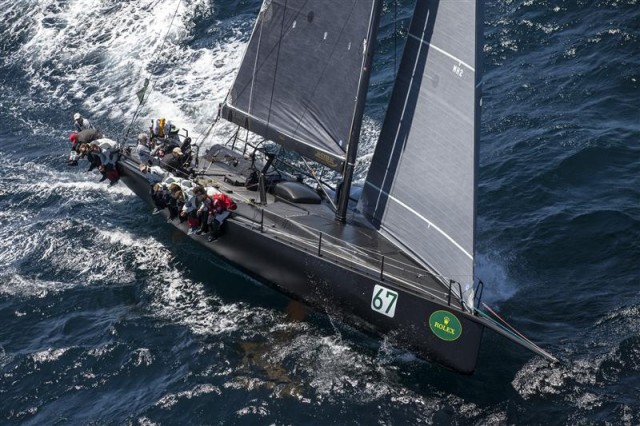 VARUNA, Sail No: GER6700, Bow No: 67, Owner: Jens Kellinghausen, Design: Ker 51, LOA (m): 15.5, State: Germany - Photo By: Rolex / Daniel Forster