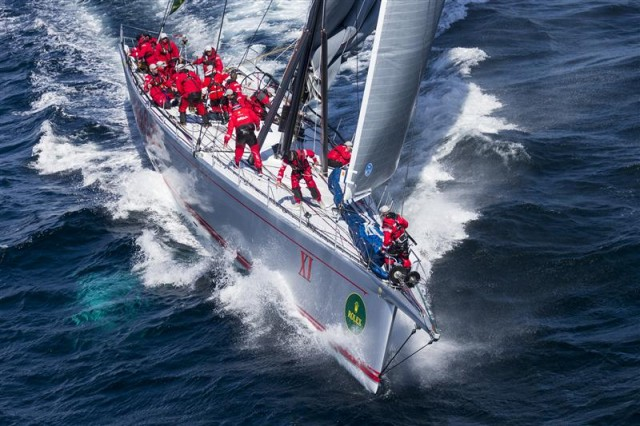 Rolex Sydney Hobart Yacht Face 2013 - Wild Oats XI - Line Honours Gewinner - Photo By: Rolex / Carlo Borlenghi