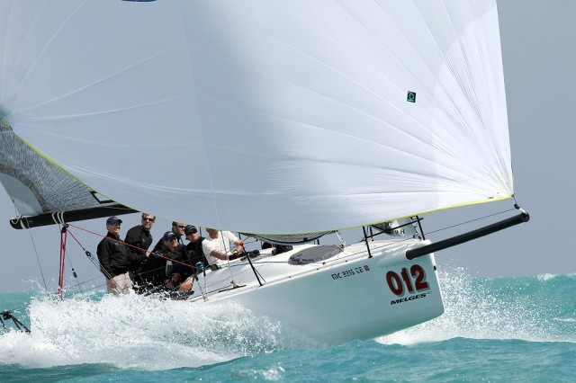Melges 32 - Photocopyright: Joy Dunigan