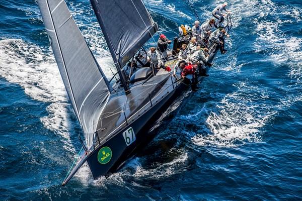 VARUNA, Sail No: GER6700, Bow No: 67, Owner: Jens Kellinghausen, Design: Ker 51, LOA (m): 15.5, State: Germany - Photo By: Rolex / Daniel Forster