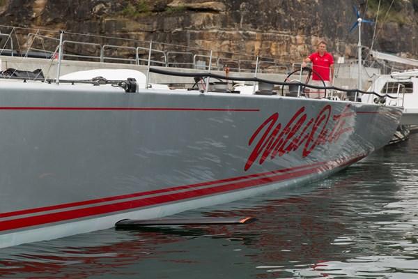 Wild Oats XI - Rolex Sydney Hobart Yacht Race 2013 - DSS Schwert - Photocopyright: Andrea Francolini