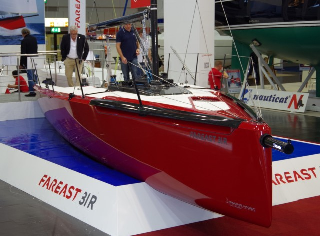 FAREAST 31R - boot 2014 - Photo © SailingAnarchy.de