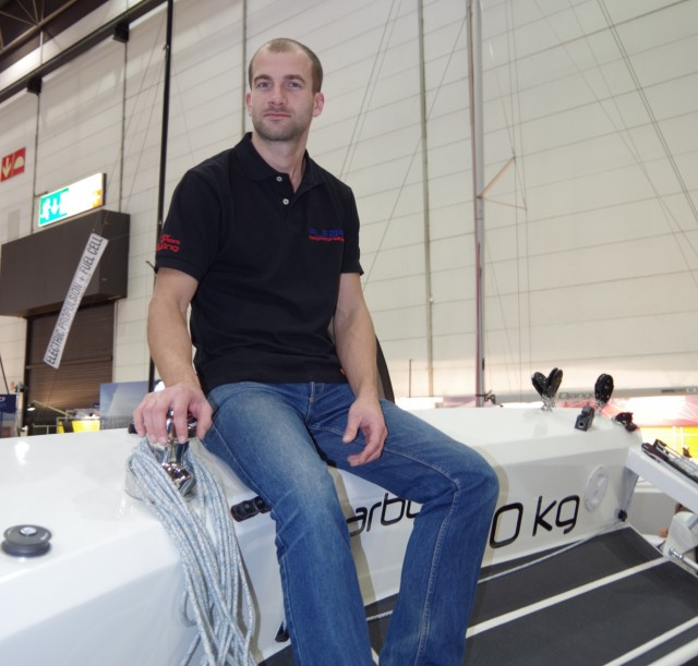 Flaar26 - Zoltan Mezey - boot Düsseldorf 2014 - Photo © SailingAnarchy.de