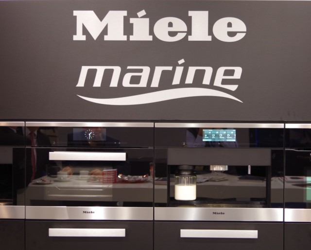 Miele an Bord - boot 2014 - Photo © SailingAnarchy.de