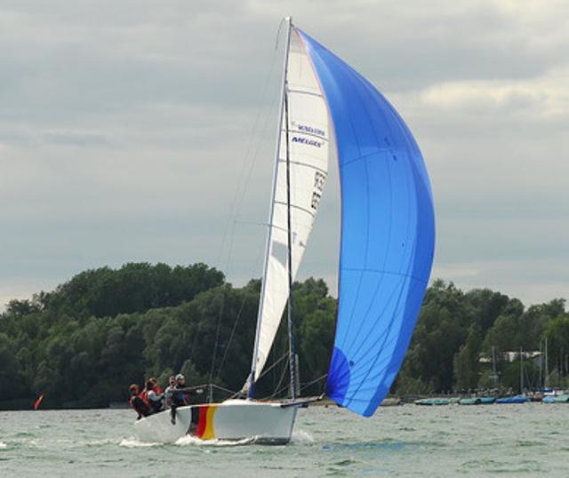 Melges24-GER421 - WP