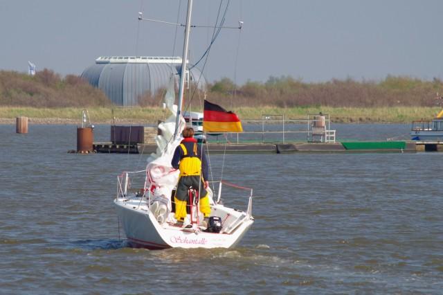 Platu 25 - Meldorf - Ostern 2014 - Photocopyright: SailingAnarchy.de