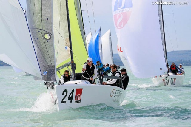 MKB Bank Melges 24 European Championship - Photo © Pierrick Cotin