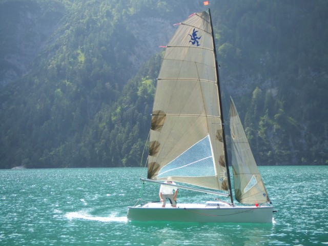 Kielskiff Typ Bongo zu verkaufen - Photo: Eigner