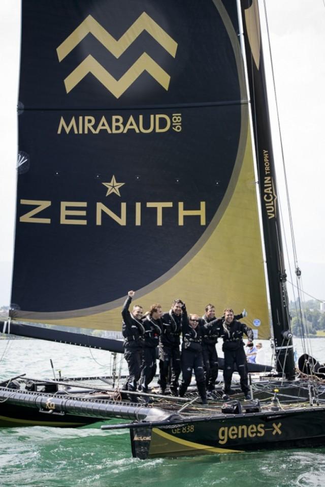Bol d'Or Mirabaud 2014