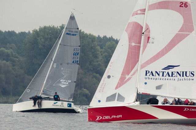 SailingAnarchy-Cup 2014 - 13. September - Photo © Bartosz Modelski/Delphia 24 Class