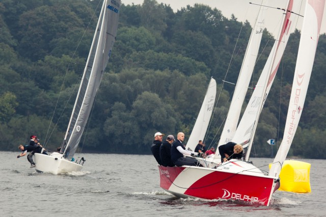 SailingAnarchy-Cup 2014 - Photo © Bartosz Modelski/Delphia 24 Class