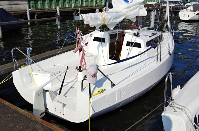 SiX-for-Four - Segeltest SailingAnarchy.de - Oktober 2014 - Photo © SailingAnarchy.de