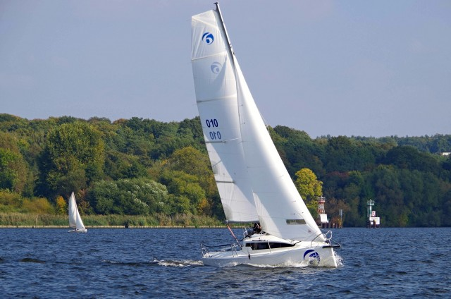 SiX-for-Four - Segeltest SailingAnarchy.de - Oktober 2014 - Photo © SailingAnarchy.de