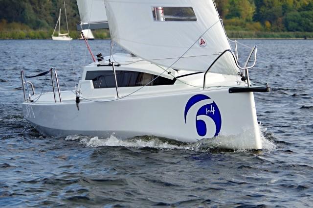 SiX-for-Four - Segeltest SailingAnarchy.de - Oktober 2014 - Kreuz -Photo © SailingAnarchy.de