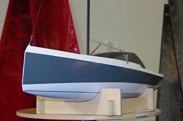 Bente 24 - Modell wird Wirklichkeit - Photo © SailingAnarchy.de