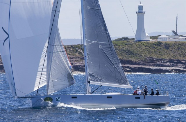 Max Klink's CARO (CAY) passing Green Cape lighthouse - Photo © Rolex / Daniel Forster