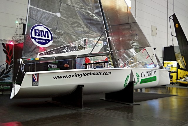 VX One - Düsseldorf 2015 - Photo © SailingAnarchy.de