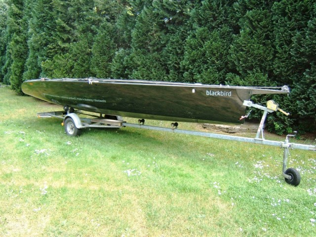 Black Bird aus Boxberg - Carbonsportboot zu verkaufen - Photo © Eigner