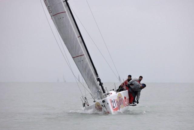 ORC Sportboat European Championship 2015 - Farr25 an der Kreuz