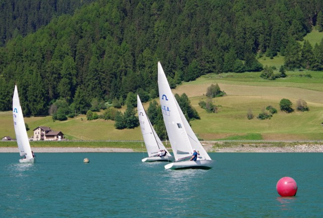 SVR Soling Clinic 2015 - Starttraining - Photo © SailingAnarchy.de 2015