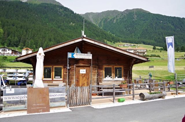 Segelverein Reschensee - Clubhaus - 2015 - Photo © SailingAnarchy.de 2015