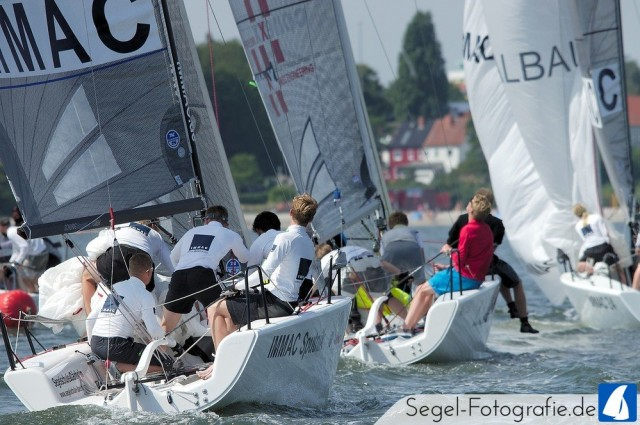 German Open Melges 24 - Stralsund 2015 - Photo © Sven Lamprecht / Segel-Fotografie.de