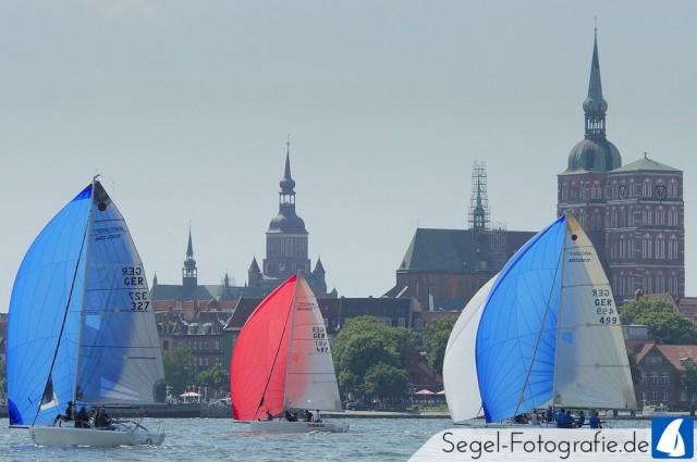 German Open Melges 24 - Stralsund 2015 - Photo © Sven Lamprecht / Segel-Fotografie.de