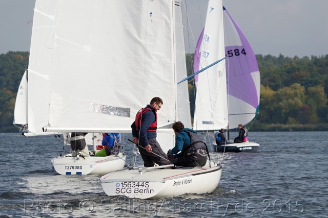 BM DYAS 2015 - SC Gothia e.V. - Photo © SailingAnarchy.de 2015
